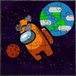 Among Space Jigsaw