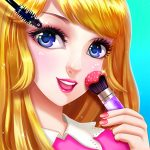 Anime Girls Fashion Makeup