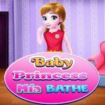 Baby Princess Mia Bathe