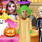 Baby Taylor Halloween Adventure