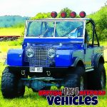 British 4×4 Offroad Vehicles