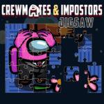 Crewmates and Impostors Jigsaw