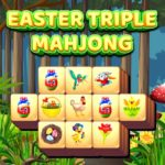 Easter Triple Mahjong
