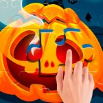 Halloween Puzzle Game