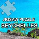Jigsaw Puzzle Seychelles