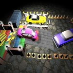 Modern Car Parking Game 3D