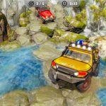 Offroad Land Cruiser Jeep