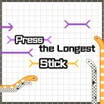 Press the Longest Stick