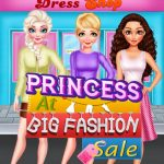 Princess Big Fashion Sale