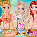 Princess Fashion Summer Swimsuit