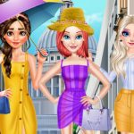 Princess Summer Fashion