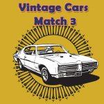 Vintage Cars Match 3