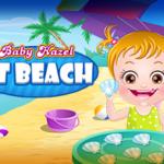 Baby Hazel Beach Holiday